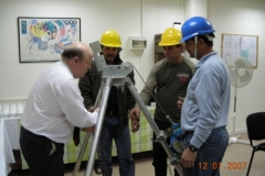 Confined Spaces for Skilled Persons